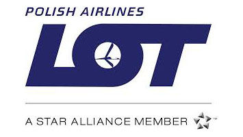 LOT Polish Airlines Polen Flug